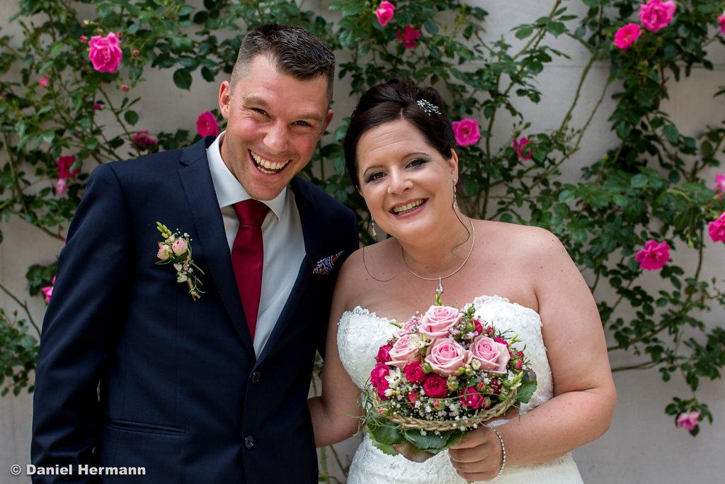 Hochzeit Monika und Marcel